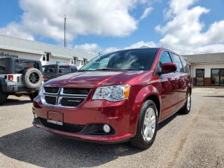 New 2020 Dodge Grand Caravan Crew Plus for sale in Petrolia, ON