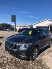 Used 2014 Infiniti QX60 Rear Headrest DVDs for sale in Petrolia, ON
