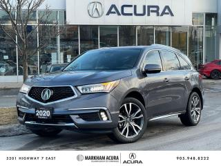 Used 2020 Acura MDX Elite for sale in Markham, ON