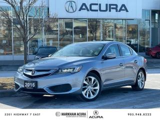 Used 2016 Acura ILX 8DCT for sale in Markham, ON