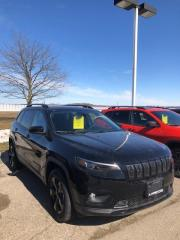 New 2021 Jeep Cherokee Altitude for sale in Petrolia, ON
