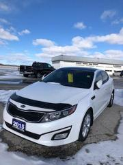 Used 2015 Kia Optima EX Plus Luxury for sale in Petrolia, ON
