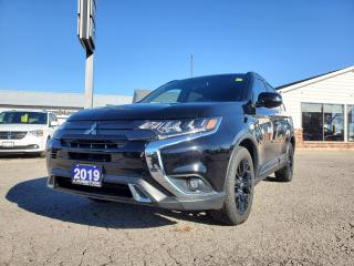 Used 2019 Mitsubishi Outlander SE AWC Black Edition for sale in Petrolia, ON