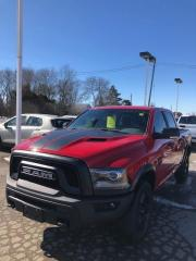 Used 2020 RAM 1500 Classic Warlock/SLT One Owner Local Trade for sale in Petrolia, ON