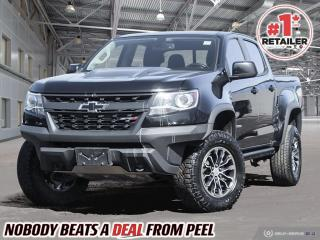 Used 2018 Chevrolet Colorado ZR2 for sale in Mississauga, ON