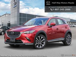 New 2021 Mazda CX-3 GT for sale in Thunder Bay, ON