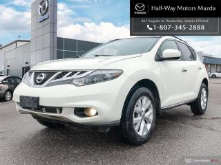 Used 2014 Nissan Murano SL for sale in Thunder Bay, ON