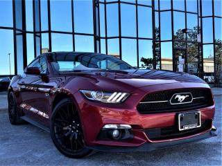 Used 2015 Ford Mustang 2Dr GT 50 YEAR EDITION for sale in Brampton, ON