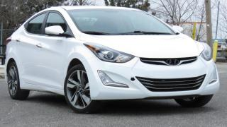 Used 2014 Hyundai Elantra Limited Navigation for sale in North York, ON