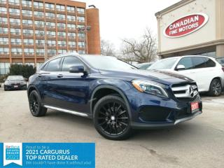 Used 2017 Mercedes-Benz GLA AMG PKG|CAR PLAY| NAVI |CAM|PANO ROOF|4 NEW SNOW TIRES* for sale in Scarborough, ON