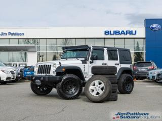 Used 2018 Jeep Wrangler JK Unlimited Sport for sale in Port Coquitlam, BC