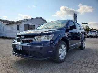 Used 2018 Dodge Journey CVP/SE for sale in Sarnia, ON