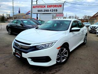 Used 2018 Honda Civic Navigation/Camera/Heated Seats for sale in Mississauga, ON