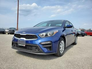 New 2021 Kia Forte LX for sale in Sarnia, ON