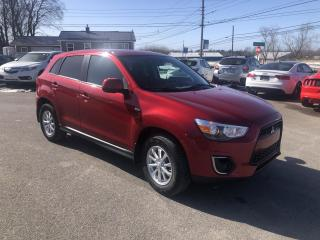 Used 2015 Mitsubishi RVR SE 2WD for sale in Truro, NS