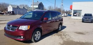 Used 2020 Dodge Grand Caravan Crew 2020 Dodge Grand Caravan Crew  L  2020 for sale in Kitchener, ON