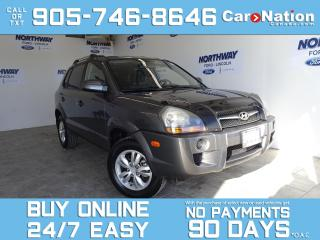 Used 2009 Hyundai Tucson 25TH ANNIVERSARY | NAVIGATION | SUNROOF for sale in Brantford, ON