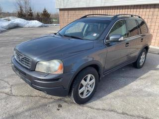Used 2007 Volvo XC90 3.2 awd for sale in Barrie, ON