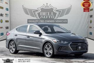 Used 2017 Hyundai Elantra GL, REAR CAM, SENSOR, B.SPOT, BLUETOOTH for sale in Toronto, ON