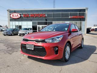New 2020 Kia Rio EX *DEMO - LAST CALL FOR 0%* for sale in Sarnia, ON