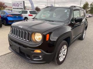 Used 2015 Jeep Renegade Latitude 4WD for sale in Ottawa, ON