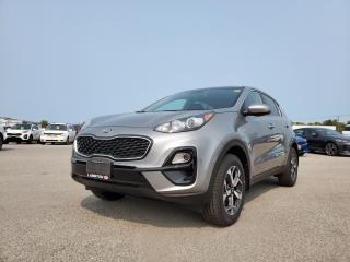 New 2021 Kia Sportage LX for sale in Sarnia, ON