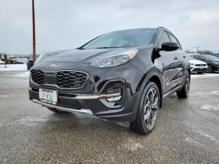 Used 2020 Kia Sportage SX for sale in Sarnia, ON