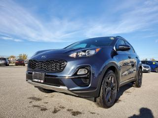 New 2021 Kia Sportage EX S for sale in Sarnia, ON