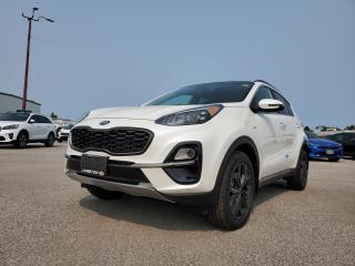 New 2021 Kia Sportage EX PREMIUM S for sale in Sarnia, ON