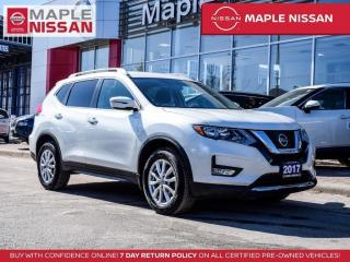 Used 2017 Nissan Rogue SV AWD Blind Spot Bluetooth Backup Camera for sale in Maple, ON