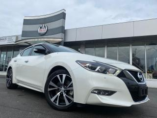 Used 2018 Nissan Maxima SL 3.5L V6 LEATHER NAVI CAMERA 21KM for sale in Langley, BC