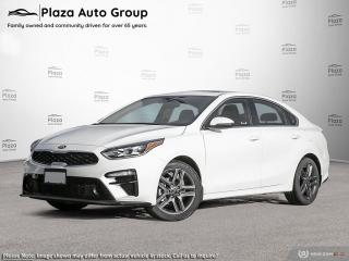 New 2021 Kia Forte EX+ for sale in Richmond Hill, ON