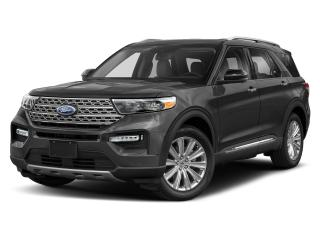 New 2021 Ford Explorer LIMITED for sale in Sechelt, BC