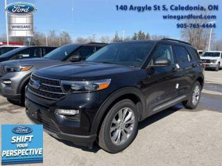 New 2021 Ford Explorer XLT for sale in Caledonia, ON