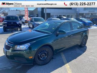 Used 2014 Chevrolet Cruze 2LT  2LT, AUTO LEATHER, SUNROOF, REMOTE START, HTD SEATS for sale in Ottawa, ON