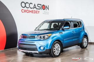 Used 2017 Kia Soul EX+VOLANT/SIEGES CHAUFFANTS+CAMERA DE RECUL for sale in Laval, QC