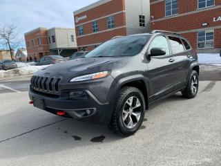 Used 2015 Jeep Cherokee Trailhawk for sale in Laval, QC