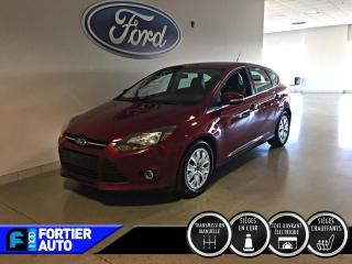 Used 2013 Ford Focus Hayon 5 portes TITANIUM for sale in Montréal, QC