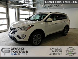 Used 2016 Hyundai Santa Fe XL Premium 3,3 L 4 portes TI BA **7 passage for sale in Rivière-Du-Loup, QC
