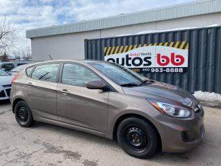 Used 2013 Hyundai Accent for sale in Laval, QC