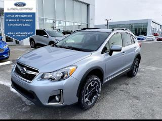 Used 2016 Subaru XV Crosstrek 2.0i 5 portes TVC avec groupe tourisme for sale in Victoriaville, QC