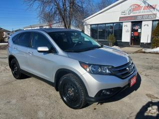 Used 2013 Honda CR-V EX for sale in Barrie, ON