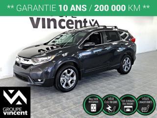 Used 2019 Honda CR-V EX AWD ** GARANTIE 10 ANS ** Bien équipé et sécuritaire! for sale in Shawinigan, QC