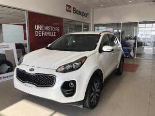 Used 2018 Kia Sportage EX AWD for sale in Beauport, QC