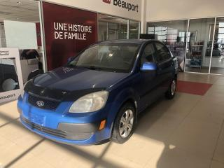 Used 2006 Kia Rio Berline 4 portes, boîte automatique - EX for sale in Beauport, QC