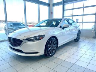 Used 2020 Mazda MAZDA6 GS-L CUIR **GARANTIE 10ANS** Du luxe à bas prix! for sale in Shawinigan, QC