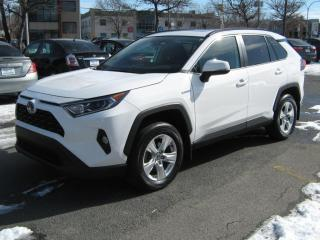 Used 2019 Toyota RAV4 Hybrid ** NOUVEL ARRIVAGE ** for sale in Longueuil, QC