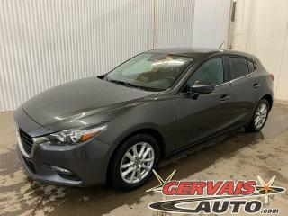Used 2017 Mazda MAZDA3 GS Sport Mags Caméra GPS A/C Bluetooth *Transmission Automatique* for sale in Trois-Rivières, QC
