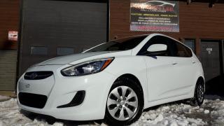 Used 2017 Hyundai Accent GL automatique,tout équipé,bas km(((IMPE for sale in St-Henri-de-Levis, QC