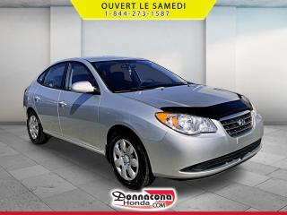 Used 2009 Hyundai Elantra GL *GARANTIE 1 AN / 20 000 KM* for sale in Donnacona, QC
